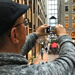 Photo téléphone intelligent