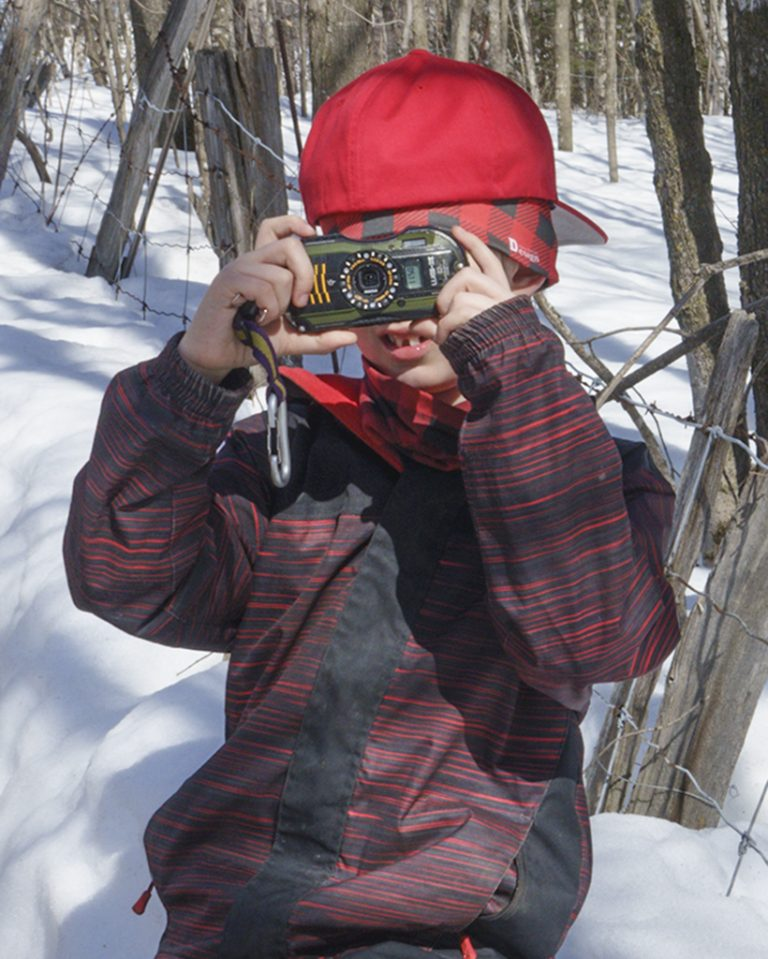 Photo Photographe débutant