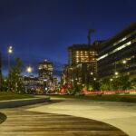 Photo urbaine de nuit 2
