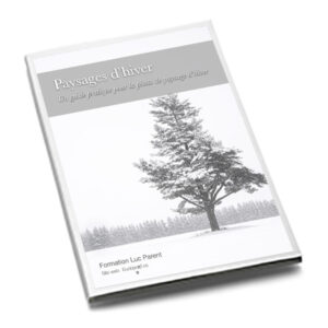 Guide paysage hiver