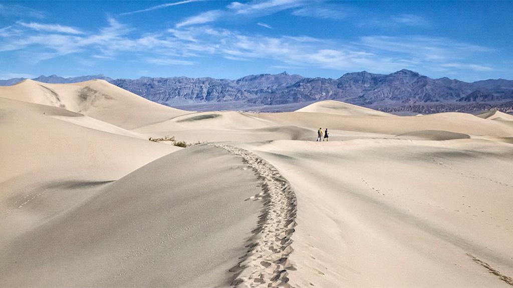 Randoné désert